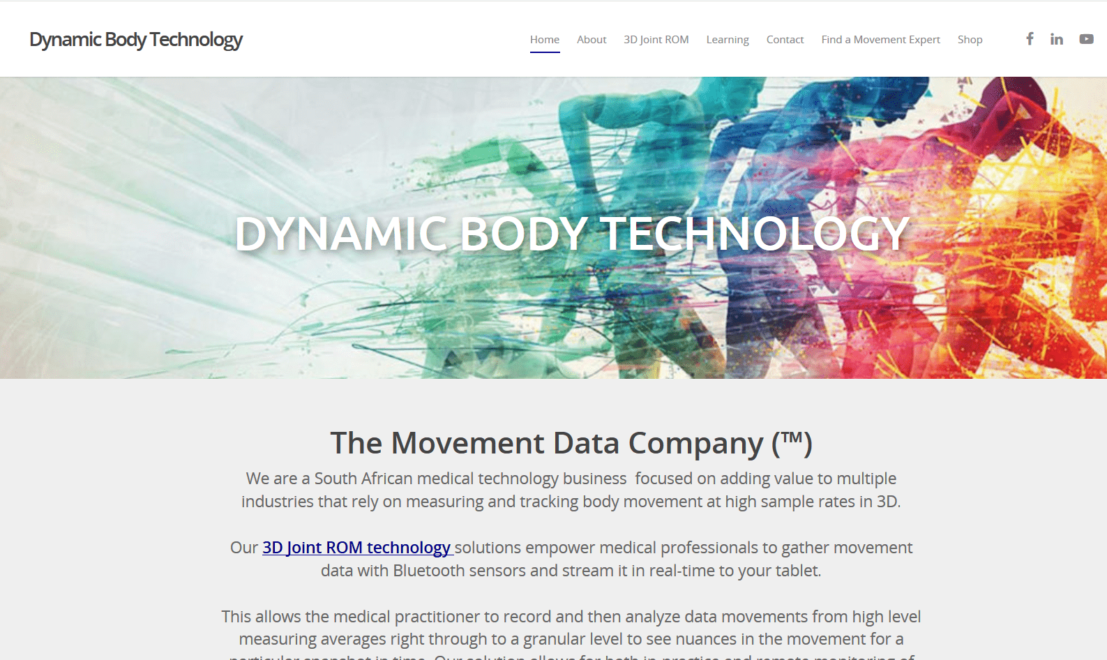 Dynamic Body Technology
