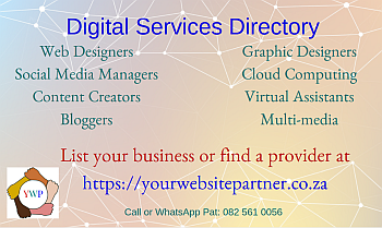 Your Website Partner Digital Directory